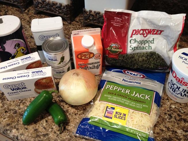 Cheddar S Scratch Kitchen Spinach Dip Recipe