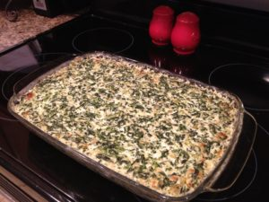 Cheddar's Santa Fe Spinach Dip Copy Cat Recipe