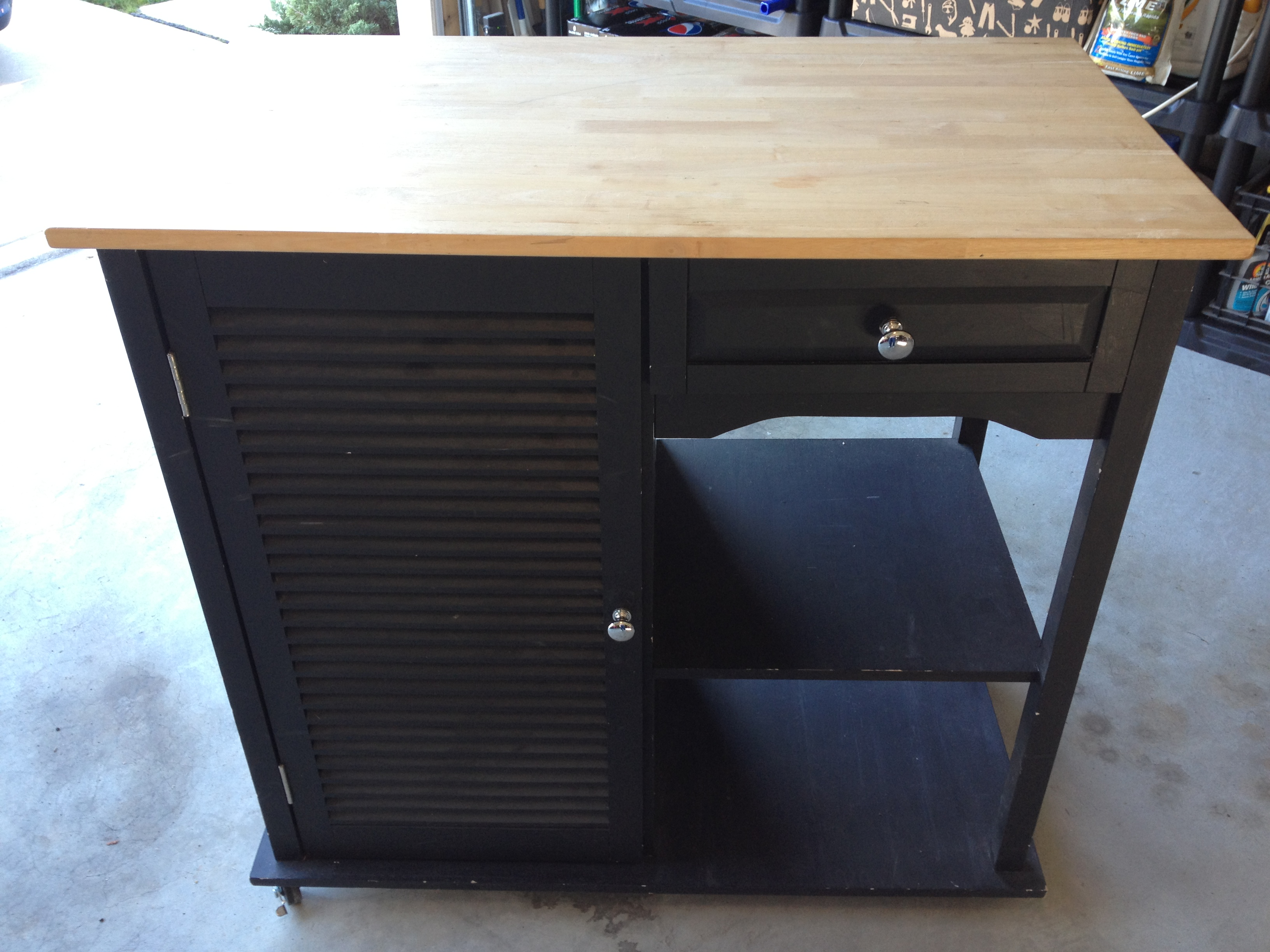 office coffee cart. Kitchen Cart Re-do And Coffee Station Office