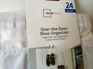 I LOVE Shoe Organizers!