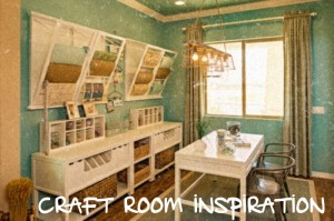 Craft Room Design Inspiration