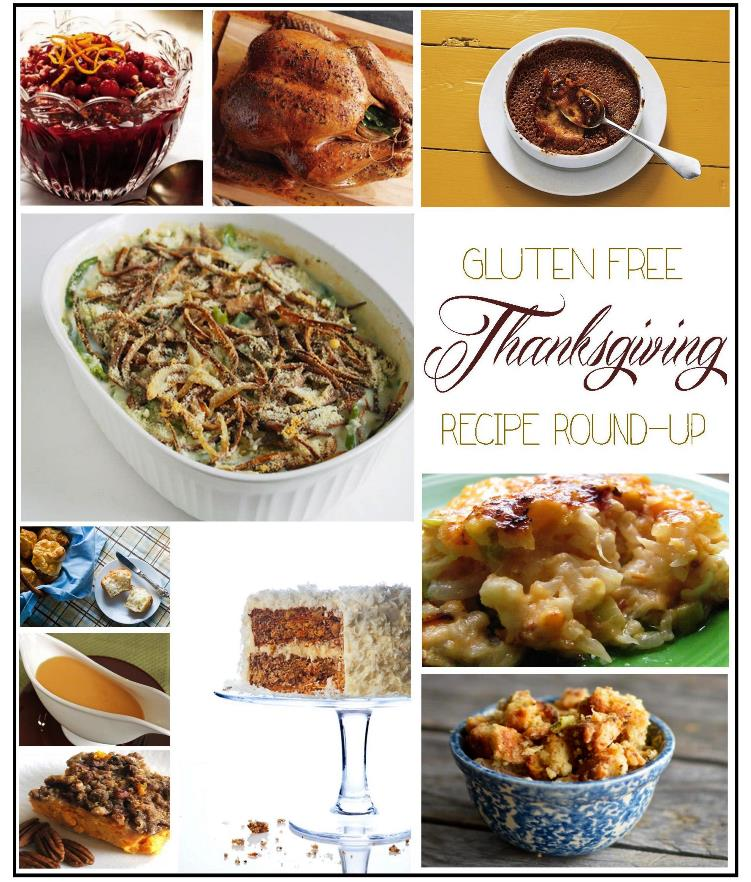 gluten free thanksgiving