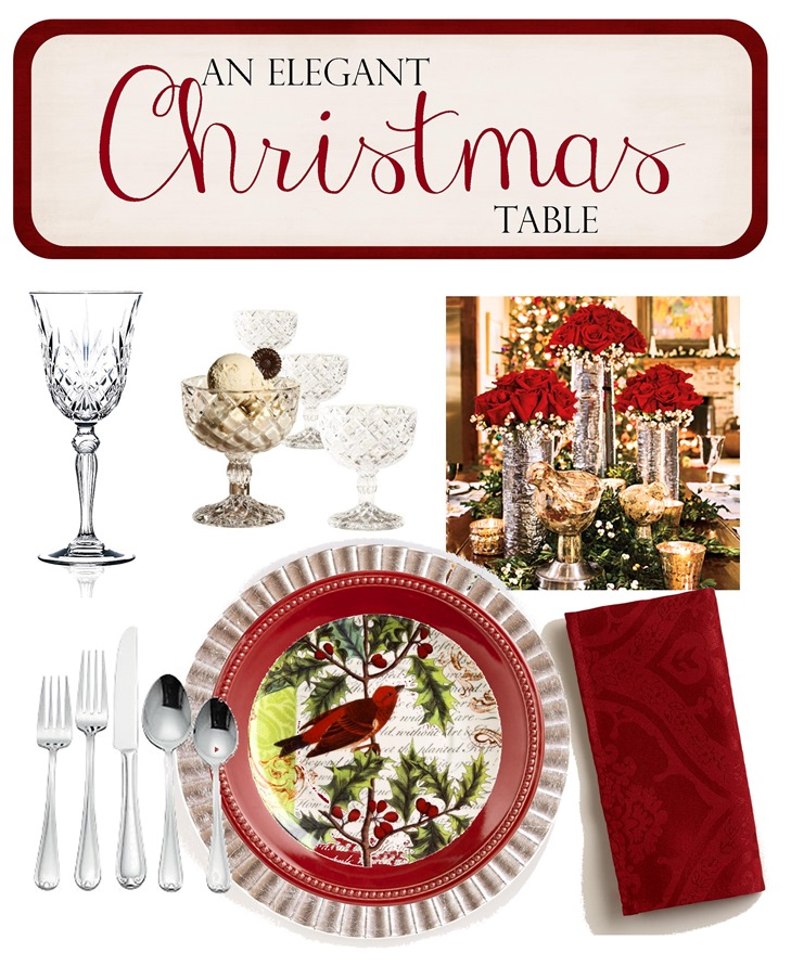 Your Christmas Table