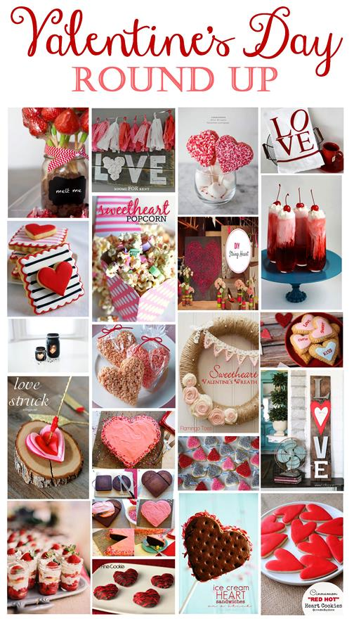 Last Minute Valentine's Day Round Up