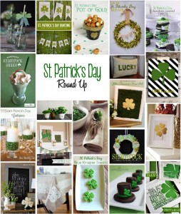 St. Patrick's Day Round Up