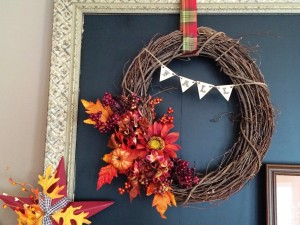 The Easiest Wreath You'll Ever Make!