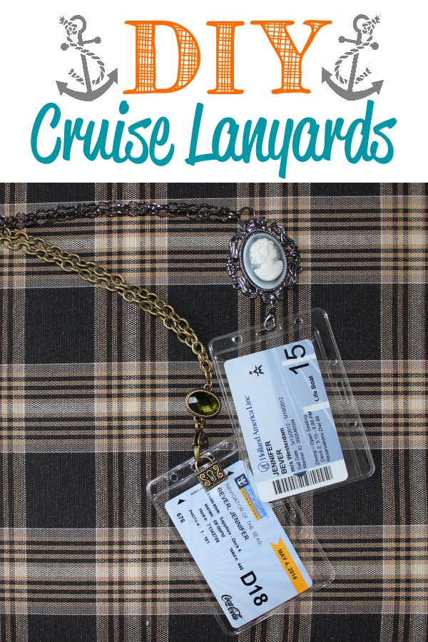 cruise lanyard