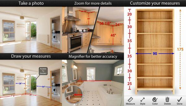Photo-Measure-Lite screenshot