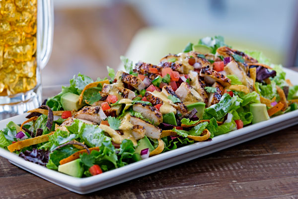 Chili's Santa Fe Chicken Salad -- image from chilis.com