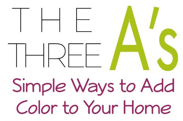 adding color home