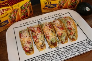 Old El Paso Gameday + Giveaway!