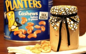 DIY Cashew Butter – Only 2 Ingredients! {Paleo}
